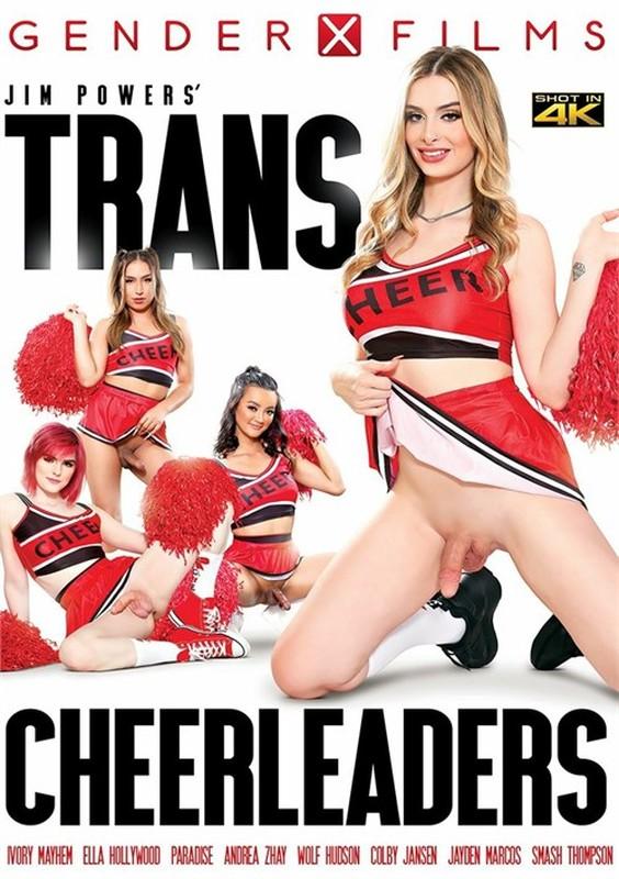 Trans Cheerleaders - Shemale hardcore